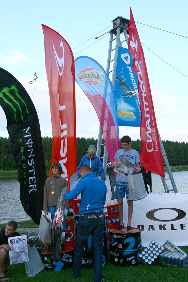 """14. jūlijā, Ādažos, Kabeļparkā """"Promobius"""" norisinājās nozīmīgākās šīs sezonas sacensības kabeļveikbordā Latvijas Čempionāts Kabeļveikbordā 2012. Pirmo reizi Latvijas vēsturē kabeļveikbordistu starpā tika sadalītas vietas uz goda pjedestāla, cīnoties par augstāko […]"""