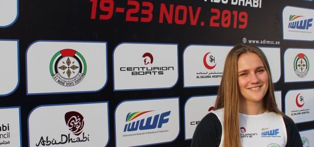 """No 19. līdz 23. novembrim Abū Dabī notika """"Pasaules čempionāts veikbordā aiz laivas 2019″, piedaloties 146 labākajiem pasaules veikbordistiem, starp kuriem bija 2 Latvijas sportisti – Alise Krūze un Roberts […]"""