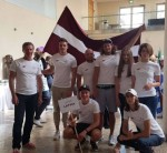TeamLatvia-2017 EC Riga